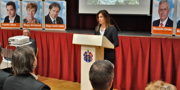 Forum with the Minister of Justice